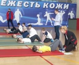 Первенство ГАУ РО «СШОР «Лидер» по общей физической подготовке  отделения всестилевого каратэ