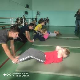 Физкультурно-спортивное занятие под девизом «Движение - это жизнь!»